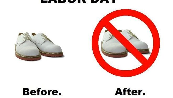 How To Wear White After Labor Day Military Spouse