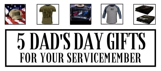 04413887 Grunt Style Giveaway | 5 Dad's Day Gifts For Your Servicemember