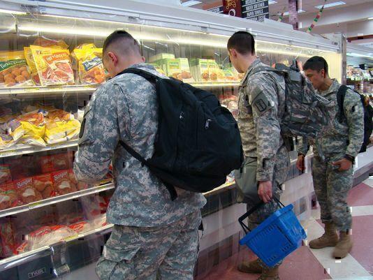 (Photo: Defense Commissary Agency)