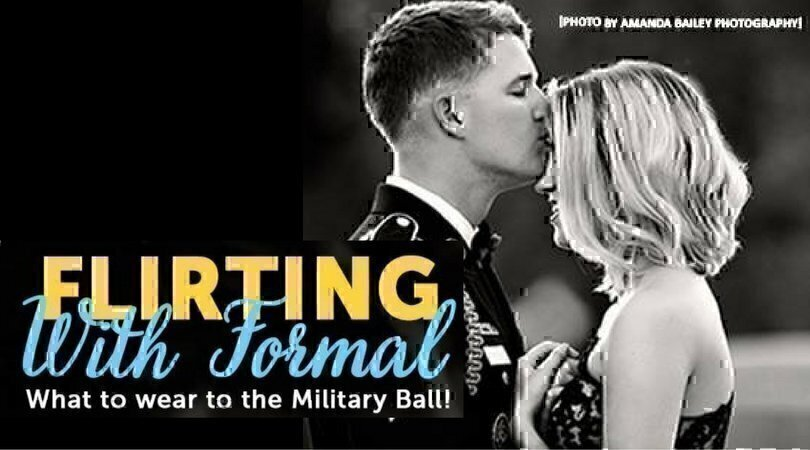 Flirting with Formal: What to Wear to the Military Ball for Men and