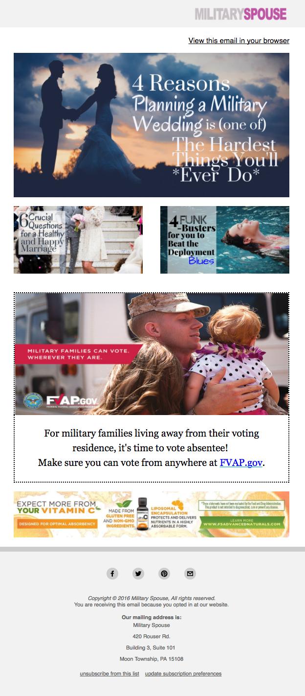 fvap_ms_enews_10-11 - Military Spouse