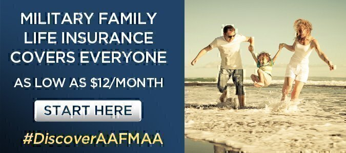 Military Family Life Plan From AAFMAA | Military Spouse