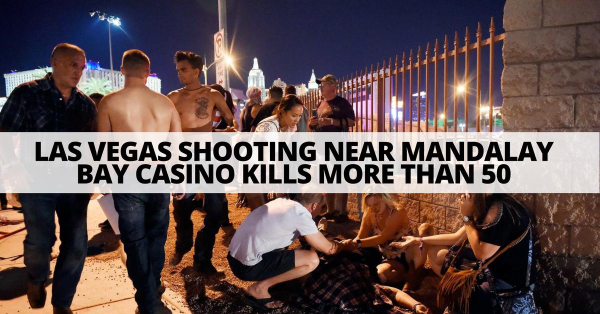 Mandalay bay casino shooting
