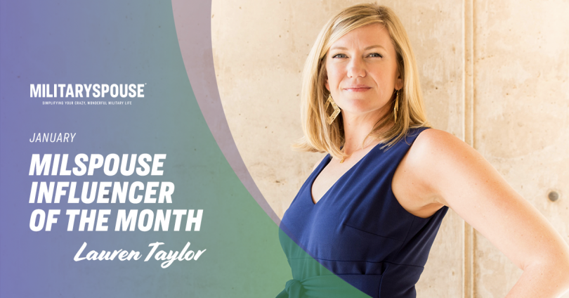 Milspouse Influencer of the Month
