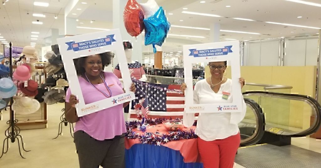 5cb4df7df Macy's Salutes Those Who Serve With $1,000 Shopping Spree | Military ...